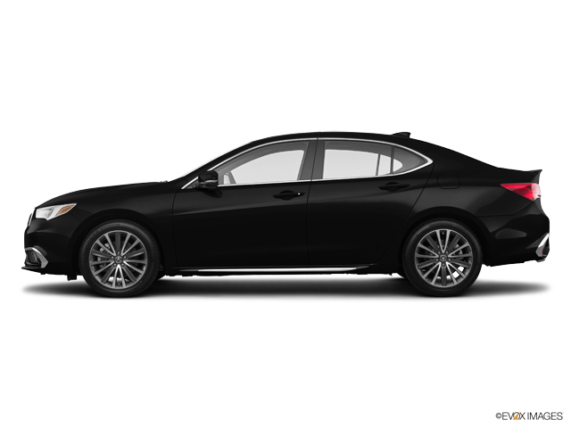 2018 Acura TLX w/Advance Pkg