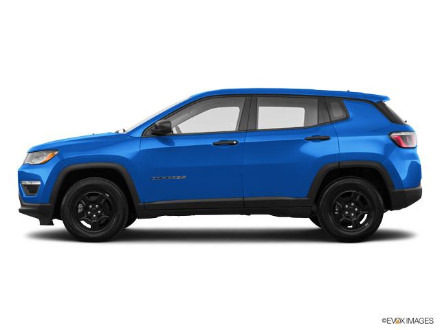 Used 2018 Jeep Compass in Kingsport, TN