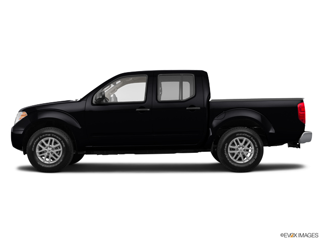 2018 Nissan Frontier SV V6 Auto Crew Cab Short Bed