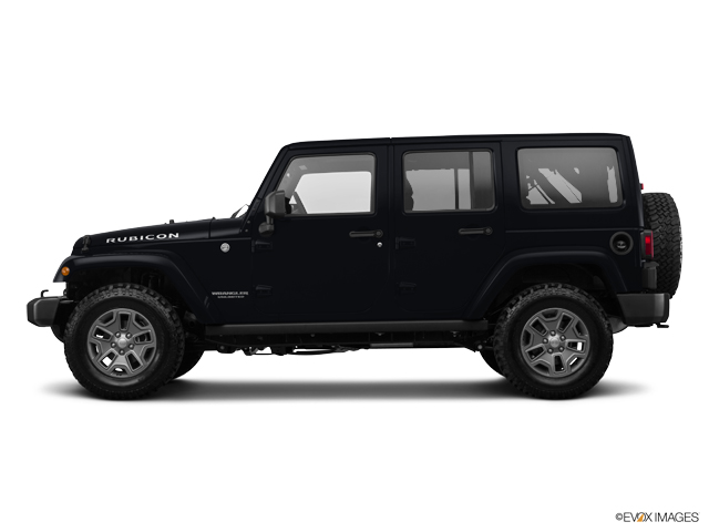 2018 Jeep Wrangler Unlimited Unlimited Rubicon 4WD