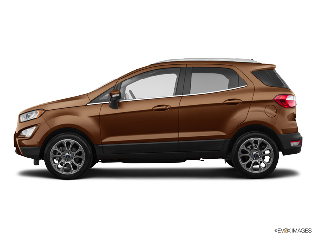 Used 2018 Ford EcoSport in Lakewood, WA