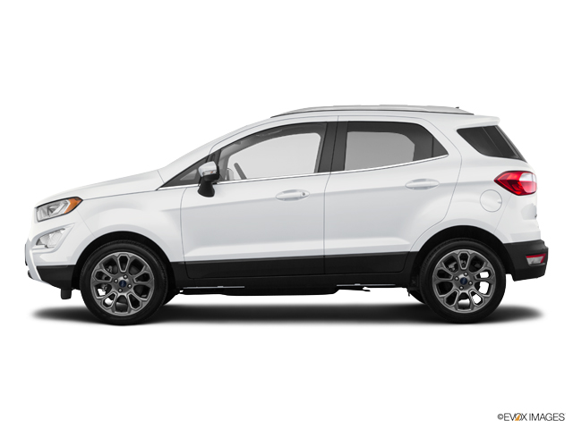 Used 2018 Ford EcoSport in San Diego, CA