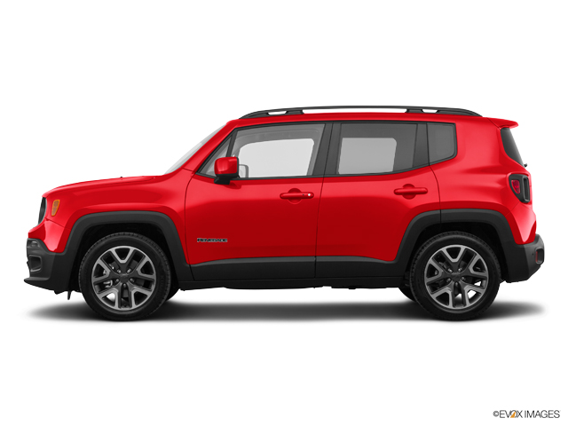 Used 2018 Jeep Renegade in Fishers, IN