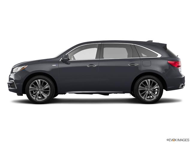 2018 ACURA MDX Sport Hybrid w/Advance Pkg