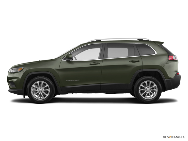 Used 2019 Jeep Cherokee in Sumner, WA