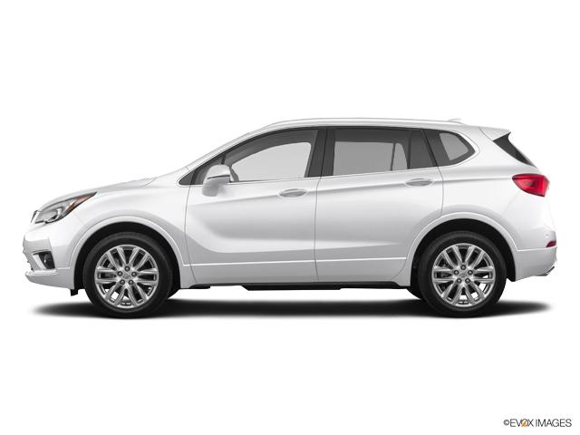 New 2019 Buick Envision in Statesboro, GA