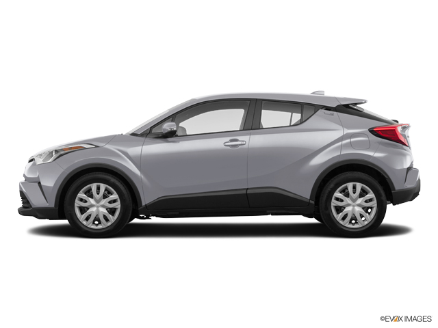 New 2019 Toyota C-HR in Gilroy, CA