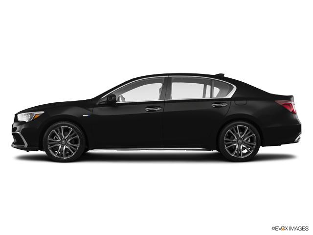 2019 Acura RLX Sport Hybrid AWD w/Advance Pkg