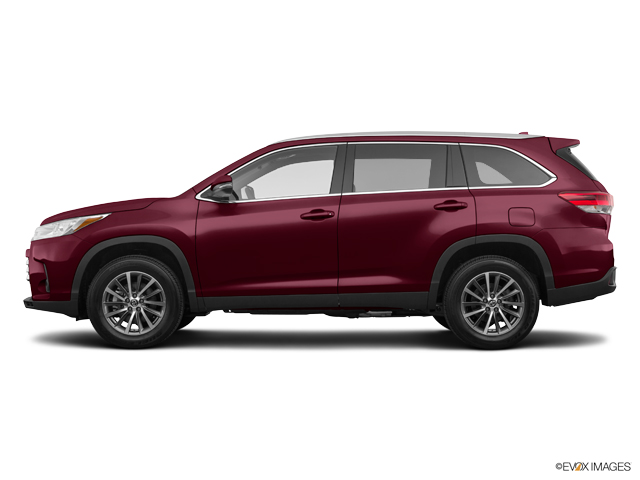 New 2019 Toyota Highlander in Memphis, TN