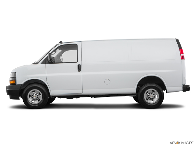 New 2019 Chevrolet Express Cargo Van in Sumner, WA