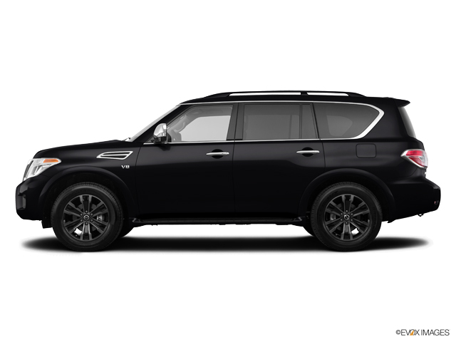 New 2019 Nissan Armada in FREMONT, CA