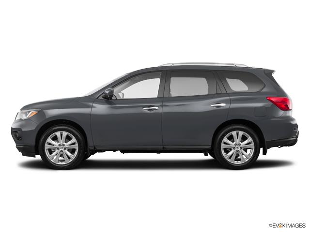 New 2019 Nissan Pathfinder in Huntsville, AL