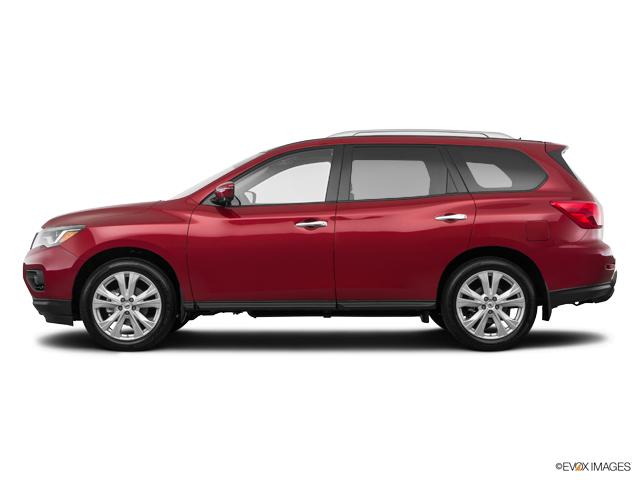 New 2019 Nissan Pathfinder in Waycross, GA