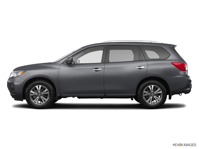 New 2019 Nissan Pathfinder in San Jose, CA