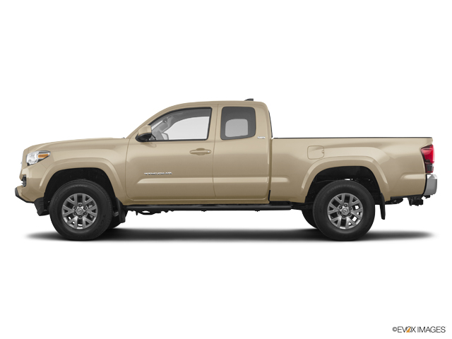2019 Toyota Tacoma TRD Sport Access Cab 6' Bed V6 AT