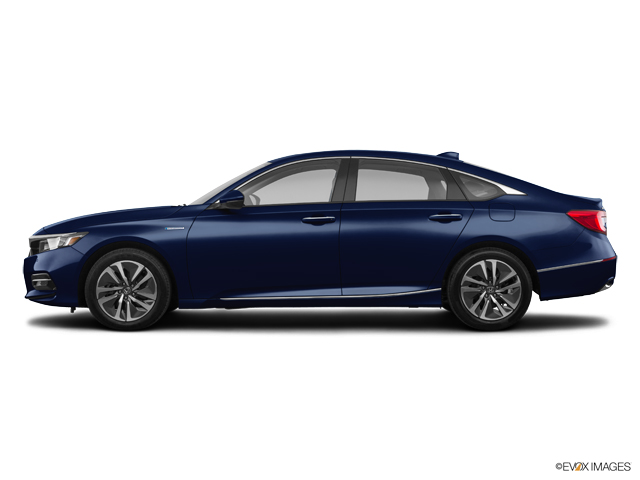 New 2019 Honda Accord Hybrid in Davis, CA