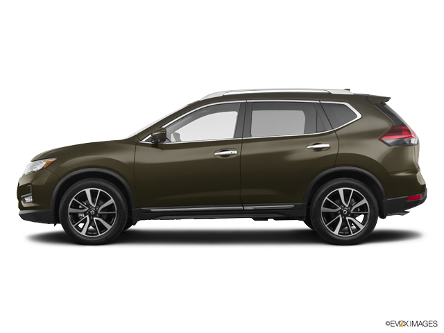 New 2019 Nissan Rogue in San Jose, CA