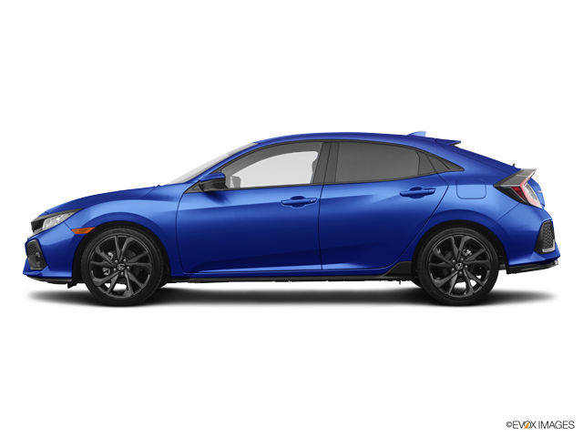 New 2019 Honda Civic Hatchback in Davis, CA