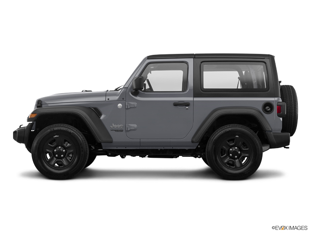 New 2019 Jeep Wrangler in Torrance, CA