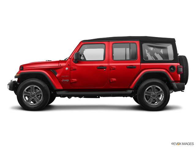 2019 Jeep Wrangler Unlimited Sahara Altitude