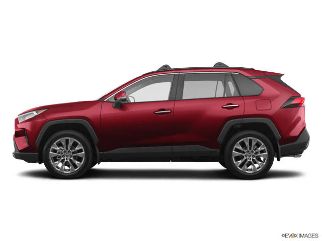 2019 Toyota RAV4 Limited AWD