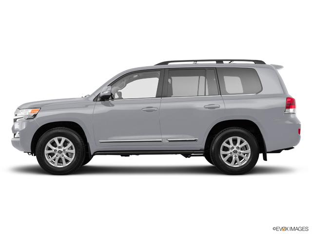 2019 Toyota Land Cruiser LE