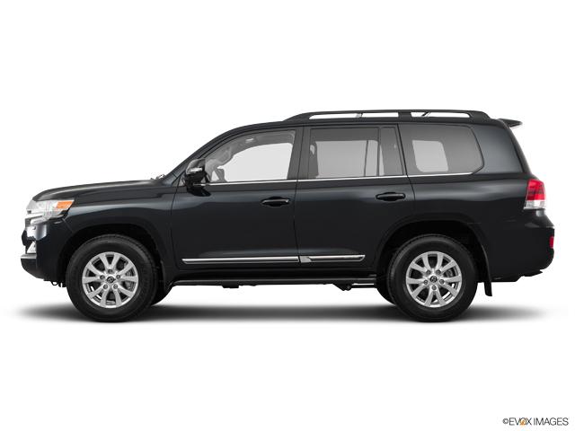 New 2019 Toyota Land Cruiser in Columbia, MO
