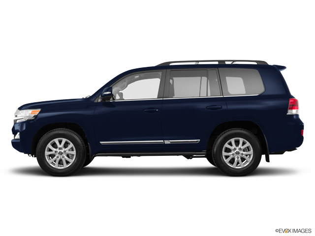 2019 Toyota Land Cruiser 4X4