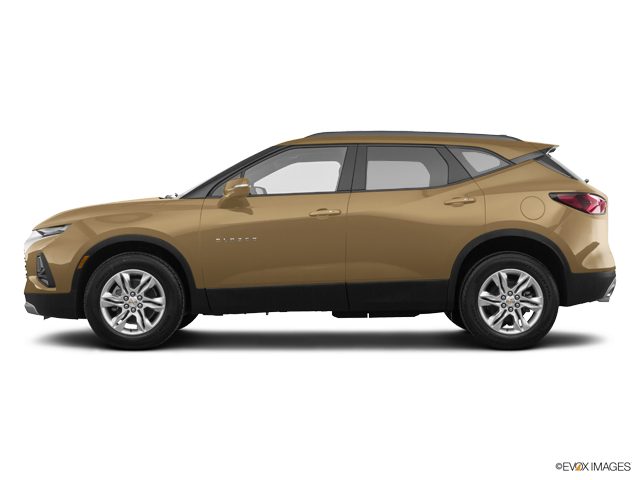 New 2019 Chevrolet Blazer in Llano, TX