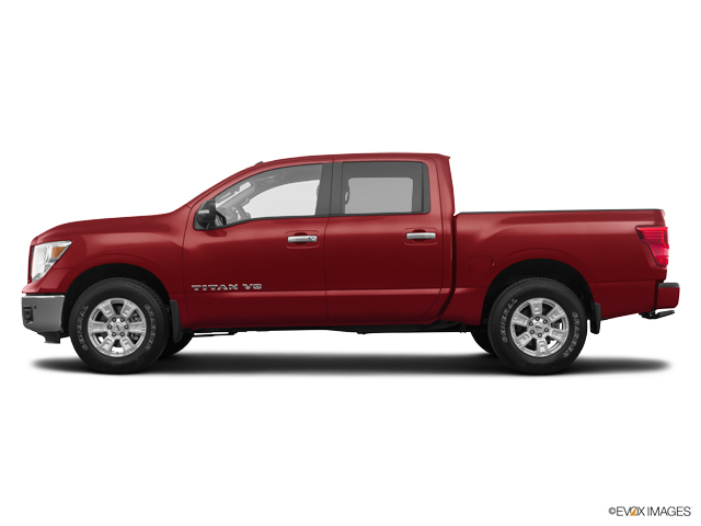 New 2019 Nissan Titan in Daphne, AL