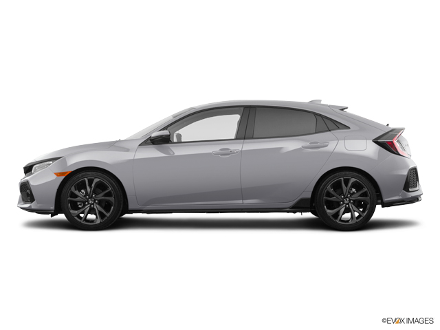 New 2019 Honda Civic Hatchback in Highland Park, IL