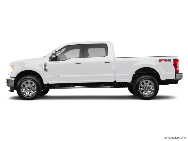 2019 Ford Super Duty F-350 SRW Platinum 4WD 6.75ft Box