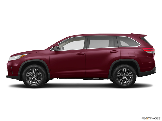 New 2019 Toyota Highlander in Jackson, MS