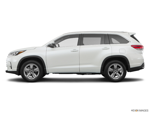 New 2019 Toyota Highlander in Grenada, MS