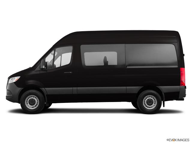 2019 Mercedes-Benz Sprinter Crew Van Crew 144 WB
