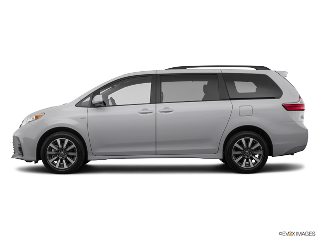 2020 Toyota Sienna LE FWD 8-Passenger