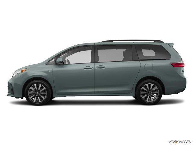 2020 Toyota Sienna LE 8 Passenger
