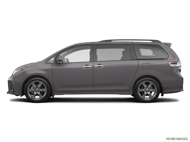 New 2020 Toyota Sienna in Gulfport, MS