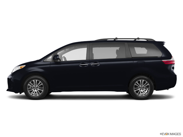 New 2020 Toyota Sienna in Abilene, TX
