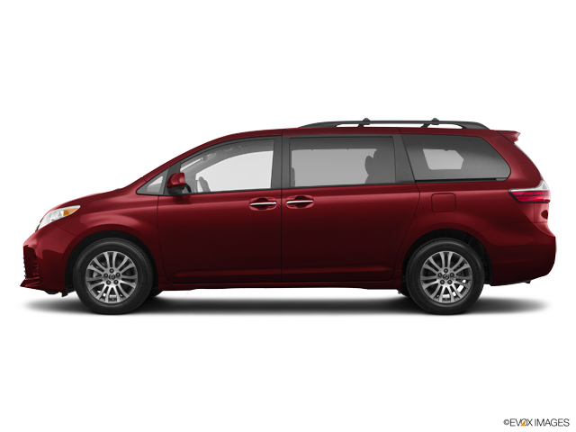 New 2020 Toyota Sienna in Sebring, FL