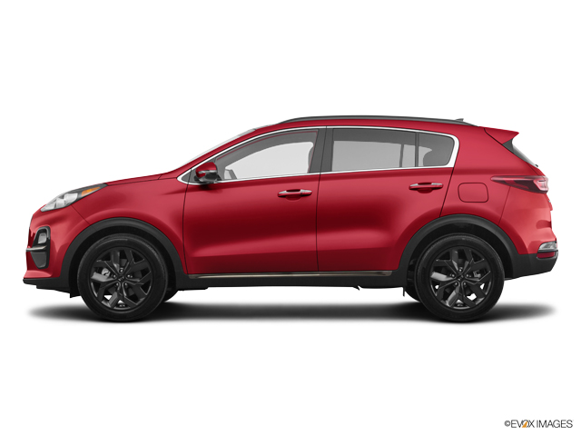 New 2020 KIA Sportage in Concord, NH