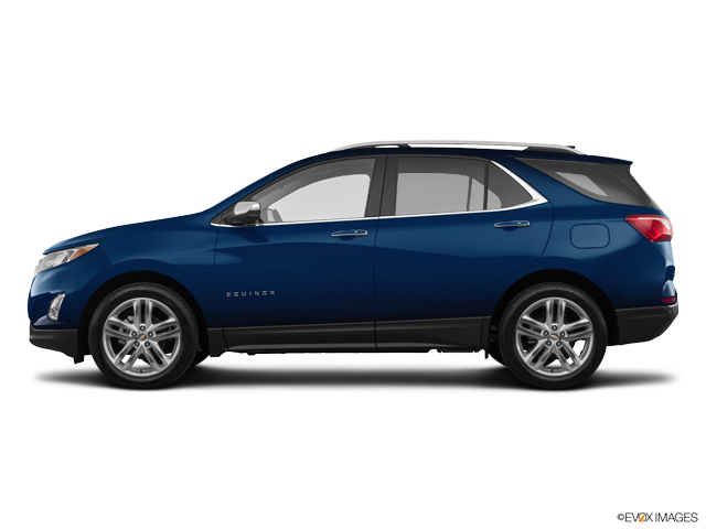 New 2020 Chevrolet Equinox in Austin, TX