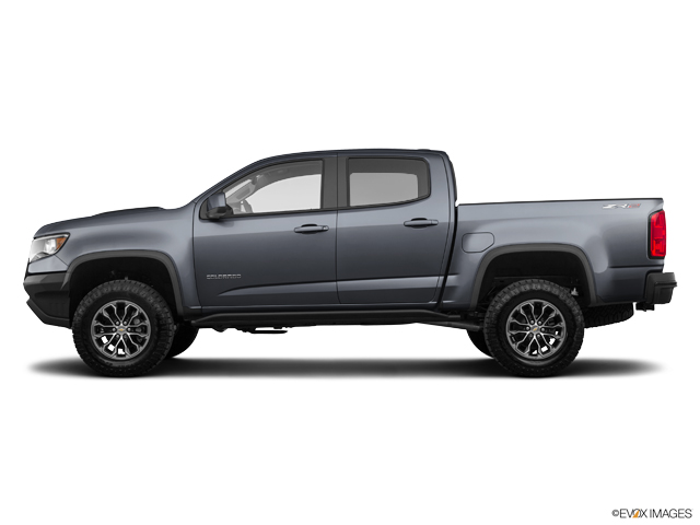 New 2020 Chevrolet Colorado in St. George, UT