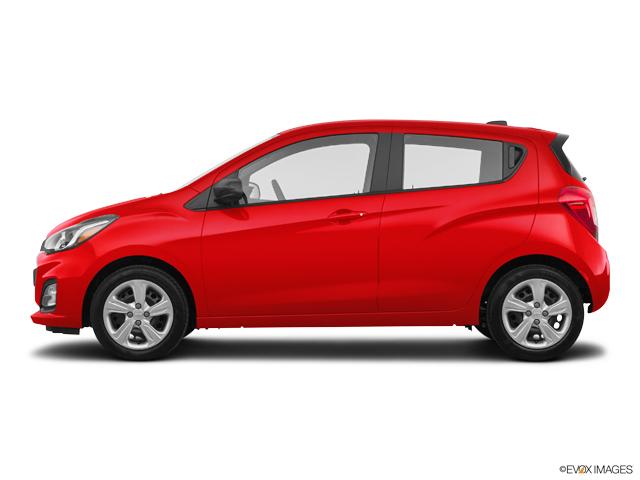 New 2020 Chevrolet Spark in Owasso, OK