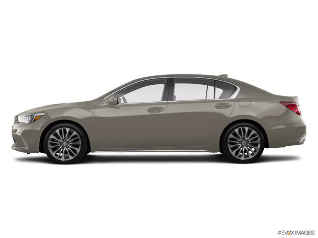 2020 Acura RLX with Technology Pkg