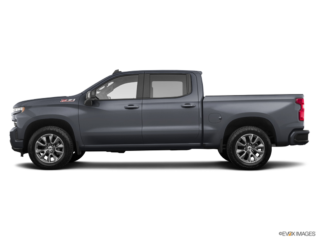 New 2020 Chevrolet Silverado 1500 in Jesup, GA