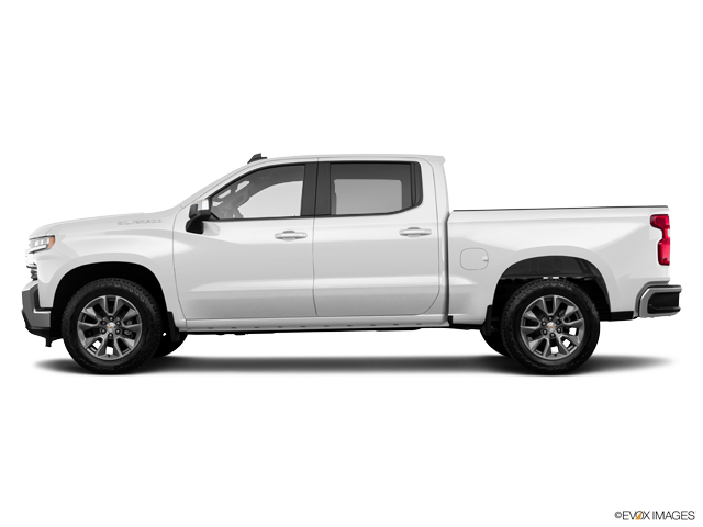 New 2020 Chevrolet Silverado 1500 in Greenwood, IN
