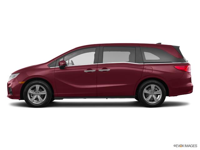 New 2020 Honda Odyssey in Akron, OH