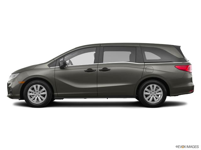 New 2020 Honda Odyssey in Auburn, WA
