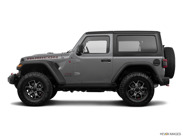 2020 Jeep Wrangler Rubicon